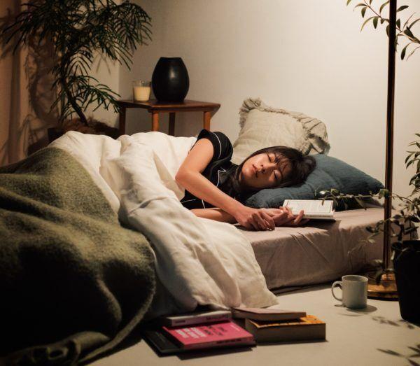 快眠で一石二鳥! 美容にもダイエットにも深~い眠りがイイ理由