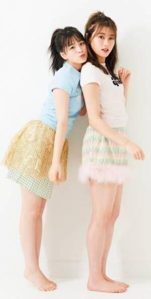 """欅坂46守屋茜&乃木坂46大園桃子が""""ハマったコスメ""""を公開!"""