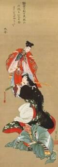 """葛飾北斎、生誕260年! """"質感がわかるほどの肉筆画""""を展示"""