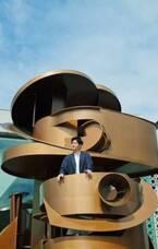 松下洸平「ずっといたくなるなぁ」 東京都現代美術館にうっとり