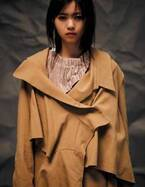 西野七瀬が魅せる…東京を代表する注目ファッションブランドでより美しく!