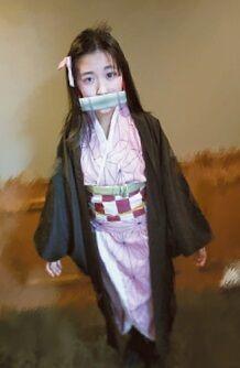 平澤宏々路がコスプレ披露!「鬼滅の刃メンバーの衣装を揃えたい」