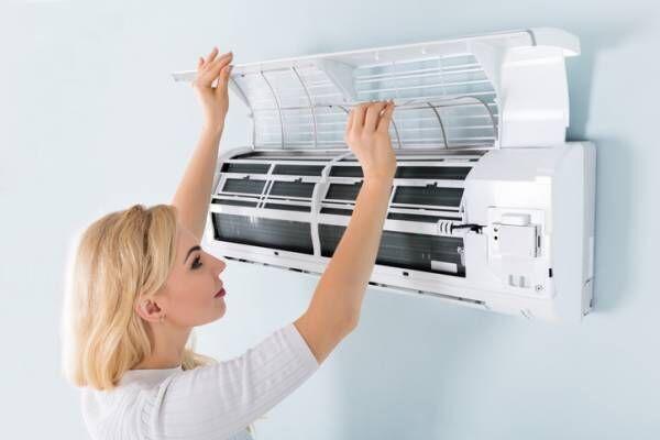 今やっておきたい!…「洗濯機とエアコン」の簡単カビ予防テク