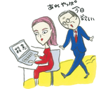 """""""雑な上司""""がストレスな時は…ゲッターズ飯田&水晶玉子がアドバイス!"""