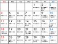 17日は金運が下がる予感… 10月の「お金カレンダー」大公開