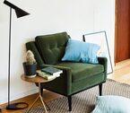 """快適な椅子のポイントは""""包み込む""""デザイン! おすすめチェア6選"""