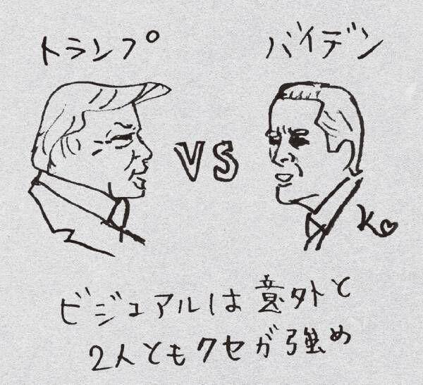 """接戦の「アメリカ大統領選挙」 ポイントは""""中国への姿勢"""""""