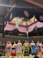 大関・貴景勝が!…コロナ厳戒の相撲観戦! 両国国技館に行ってみた
