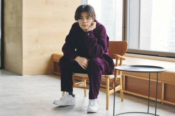 19歳、竹内唯人「お芝居をするよりも、歌いたい」と本気の1st EPを発表