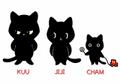 【年始! 黒猫心理テスト】「2021年、あなたの開運法」が簡単にわかる!