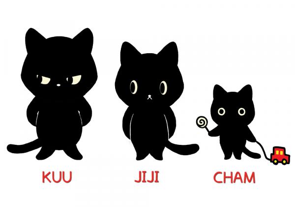 【イケメン登場! 黒猫心理テスト】あなたの変身願望は?