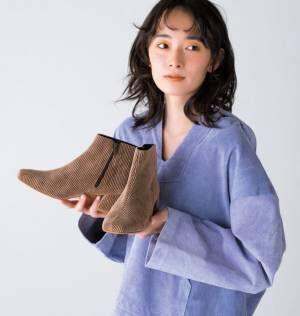 """ブーム席巻中の""""スクエアトゥ""""4選 モダンなのに履き心地抜群!"""