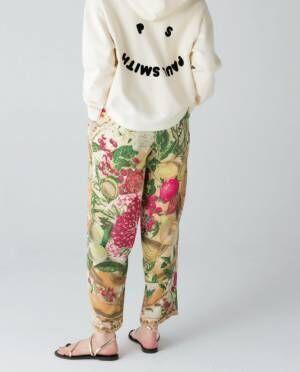 """春&初夏を彩る""""ボタニカル柄"""" コーデを幅広く楽しめる5アイテム"""