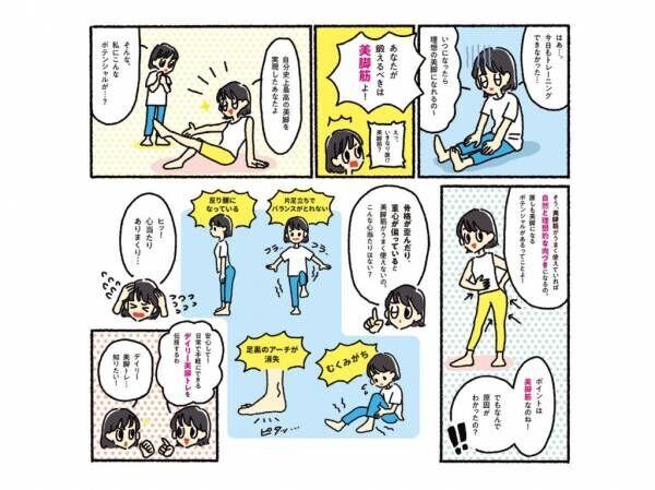 """歯磨き中は腿ストレッチ 日常""""ながら""""美脚トレーニング5選"""