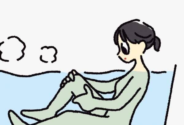 """翌朝の脚スッキリ! 美脚になるための""""夜のルーティン""""5つ"""