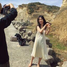 元フェアリーズ・伊藤萌々香 写真集でロングヘアを自らバッサリ!