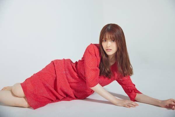 松村沙友理、乃木坂46卒業記念写真集『次、いつ会える?』で見てほしいパーツとは…?