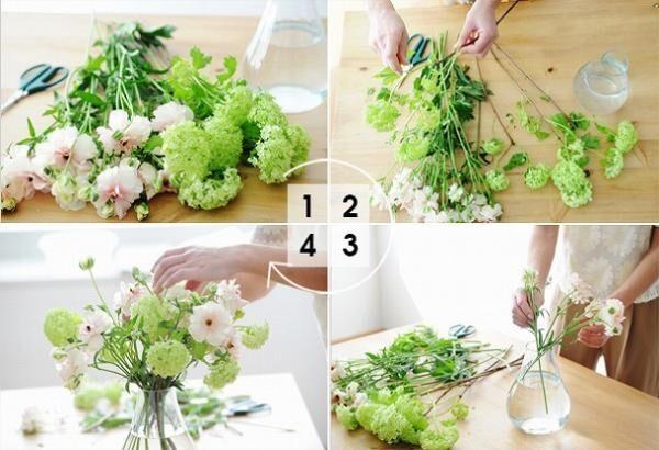 【フラワーデザイナー石井千花さんに聞く、お花のお手入れと飾り方のコツ・4】 花器のタイプ別 飾り方のコツ[PR]