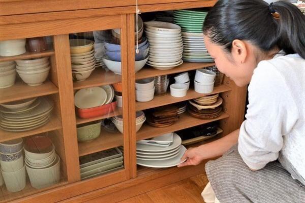 【私の家仕事】 料理家・みないきぬこさん家のキッチン収納[PR]