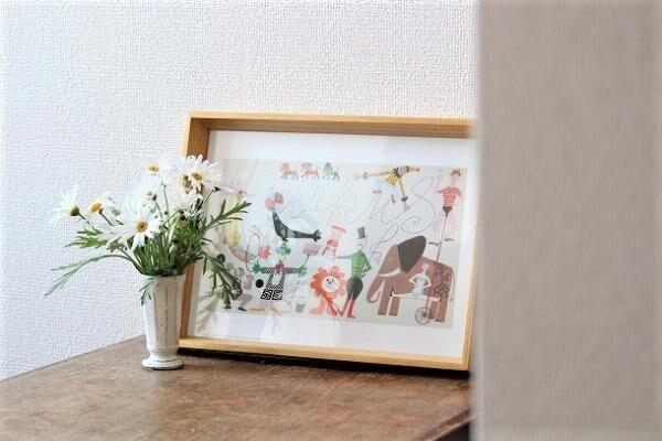 【春のカンタン模様替え】 ファブリックパネルやアートパネルでお部屋を彩ろう![PR]