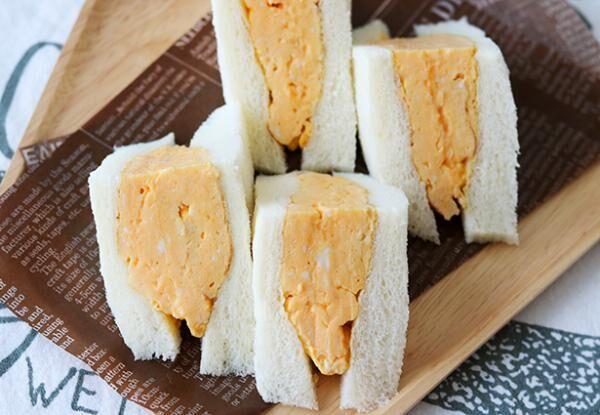 【イースター卵レシピ第3回】関西風厚焼き!たまごサンドイッチ[PR]
