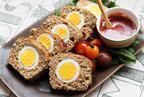 【イースター卵レシピ第4回】野菜多めのミートローフ[PR]