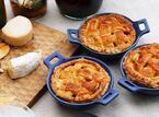 【ベランダごはんしよう!第6回】焼き立てを楽しむ小さなアップルパイ[PR]