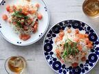 いつもの素麺が新鮮に!素麺のトマトカッペリーニ風アレンジ[PR]