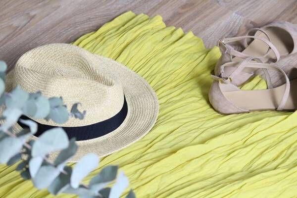 夏の旅コーデ♪1枚投入するだけで旅が華やぐマキシスカート[PR]