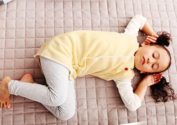 【18,000枚売れたスリーパーって?】今から始める子どもの寝冷え対策![PR]