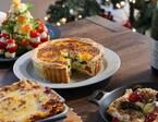 【もうすぐクリスマス4】まるでお店みたいな厚焼きキッシュ&リース風手羽元のオーブン焼き[PR]