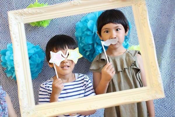 【夏休みキッズパーティー2018 第6回】みんなで簡単プチDIY!フォトプロップス&フォトブースを作ろう![PR]