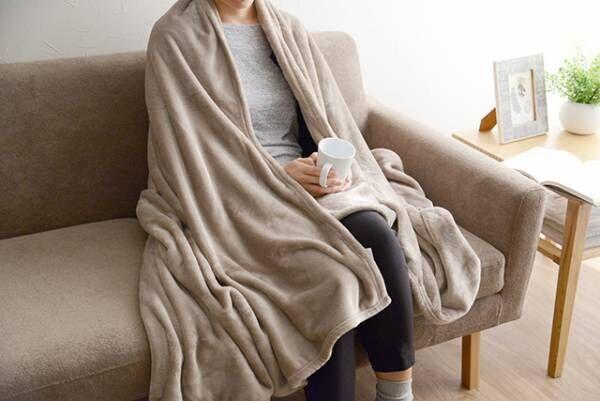 【累計25万枚突破】朝ベッドから出られなくなる伝説の毛布って!?[PR]