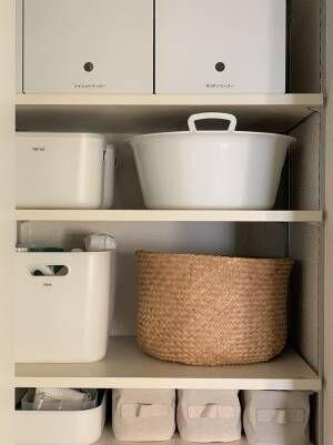 【整理収納アドバイザーのお片付けノート 】洗面所収納のつくり方[PR]