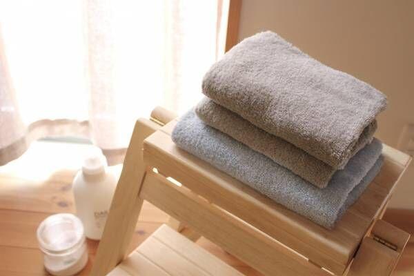 タオルを見直して暮らし上手に。NOUVELLE BONHEURの今治タオル[PR]