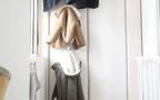 ドアを収納場所に!? 賃貸でも安心のデッドスペース活用法
