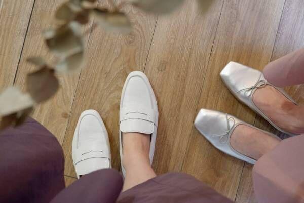 垢ぬけローファーor旬顔バレエ、今年の春靴あなたはどっち派?[PR]