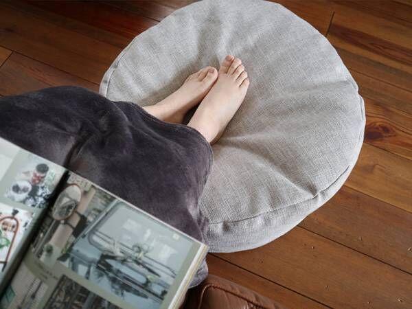 夏だって使いたい。年中手放せない毛布の収納に[PR]