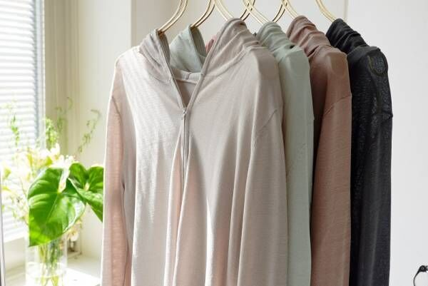 冷房&紫外線対策もオシャレは抜かりなく!夏の羽織もの6選[PR]