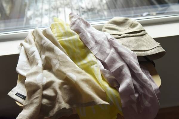 暑い夏を巻いて涼しく、人気のひんやりタオルをスタッフが試してみました。[PR]