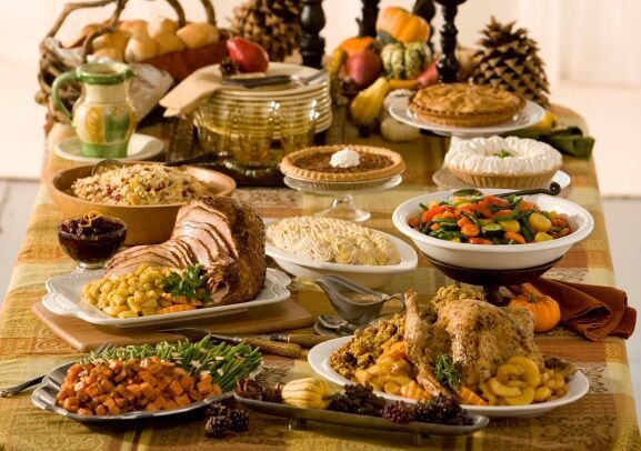 Holiday Buffet