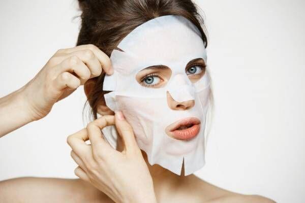 敏感肌さん必見♡うるおい満タン肌に導く市販人気保湿パック5選