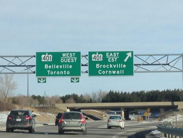 メープル街道を東へドライブ!Part 1 ~キングストンからモントリオールまで~