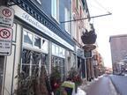 メープル街道を東へドライブ!Part2〜ケベック・シティー、旧市街での朝食