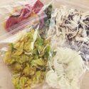 時短朝ごはんに欠かせない!ヘビロテ「冷凍カット野菜」3種