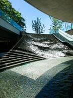 【大阪・梅田】「滝」をみながら…都会の中心でモーニング!@La Terrasse Cafe et dessert
