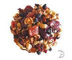 食べられるお茶!果実の風味が詰まった「ティートリコ フルーツティー」