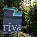 Riva レストランでブランチ
