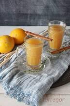 ほっとする味と香り♪秋の朝に飲みたい「ホットオレンジティー」