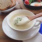 カルディの食材で簡単♪5分でぽかぽか「時短ポタージュスープ」